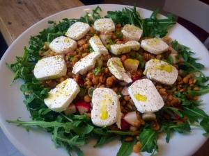 linzen salade 2