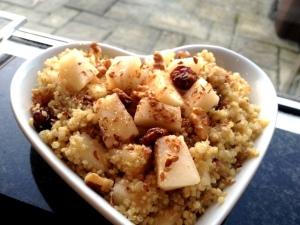 sweet quinoa