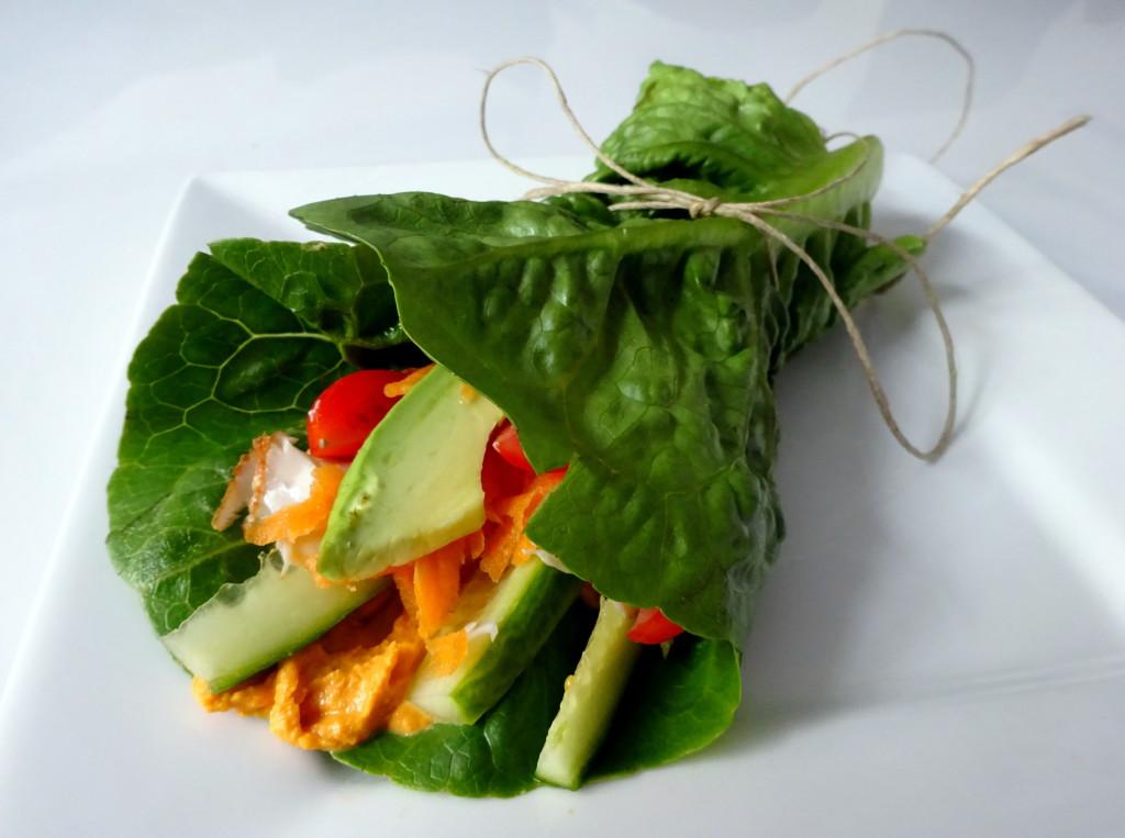 Sla wrap met avocado en kalkoenfiletDSC04275.JPG