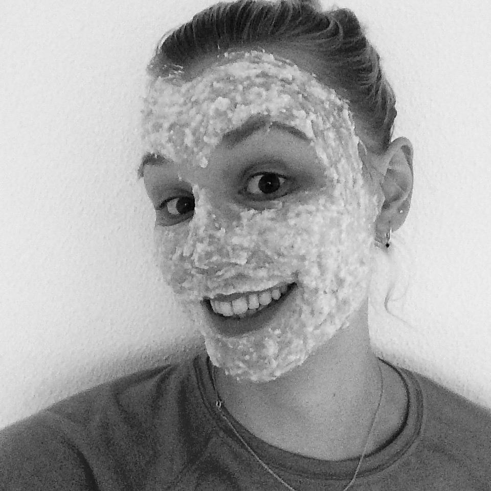 paula met masker